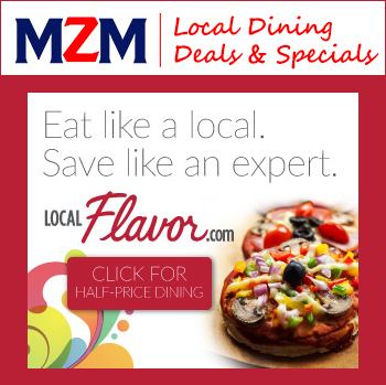 MZM Local Dining Deals & Specials