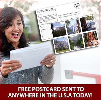 FREE Custom Color Postcard sent anywhere USA