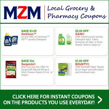 MyZipMail Local Grocery & Pharmacy Coupons