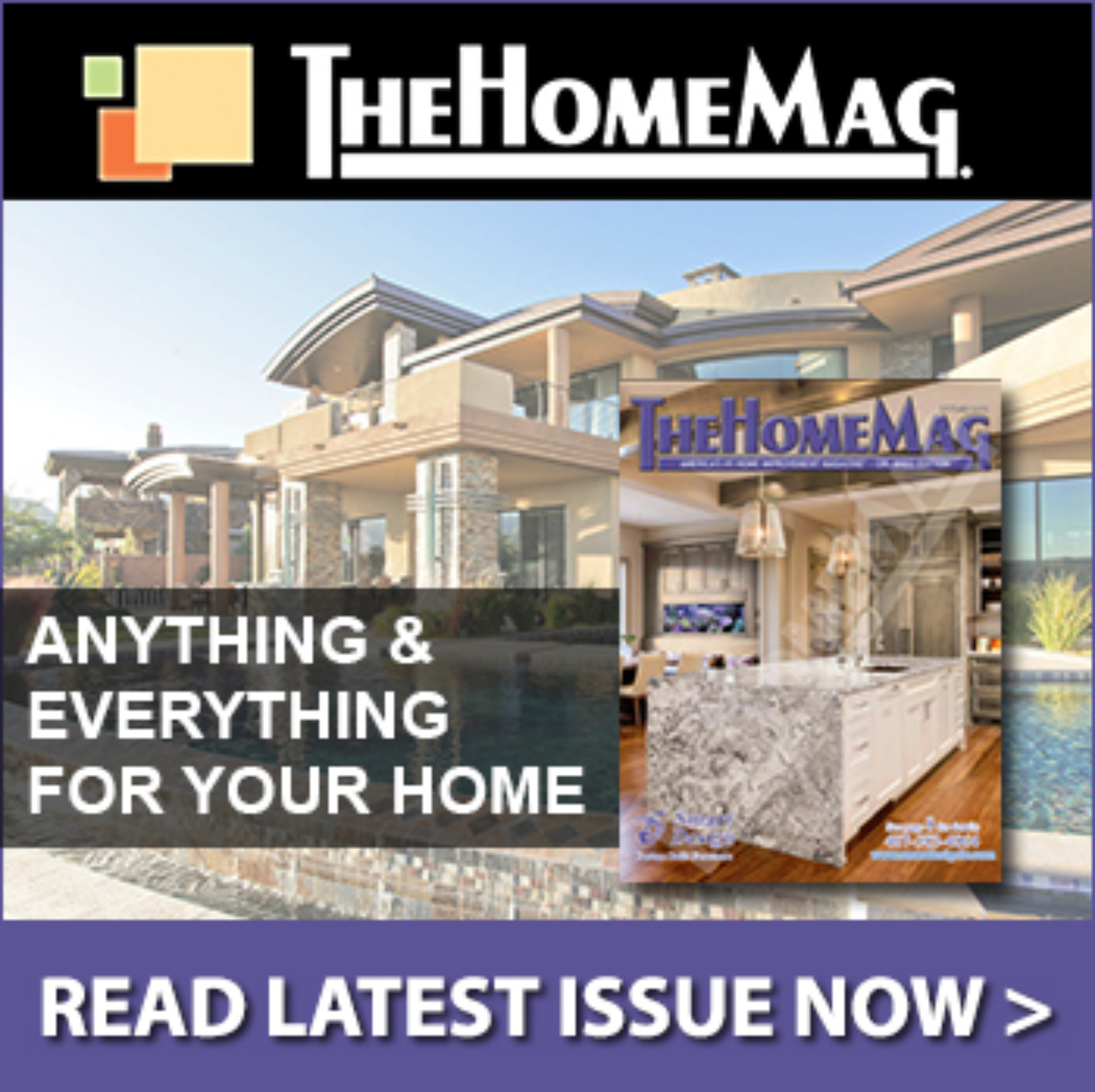 TheHomeMag America's #1 Home Improvement Magazine
